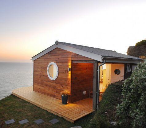 Μικρά πολυχρηστικά σπίτια. Η νέα τάση!