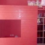 Κατασκευάζοντας μία ξύλινη φωλίτσα στο δωμάτιο!