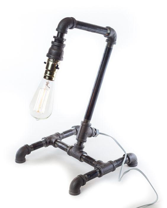 Βιομηχανικό design φωτισμού. Για πάμε!
