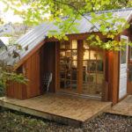 Μικρό ξύλινο σπίτι; Μπορώ να το κατασκευάσω μόνος μου;