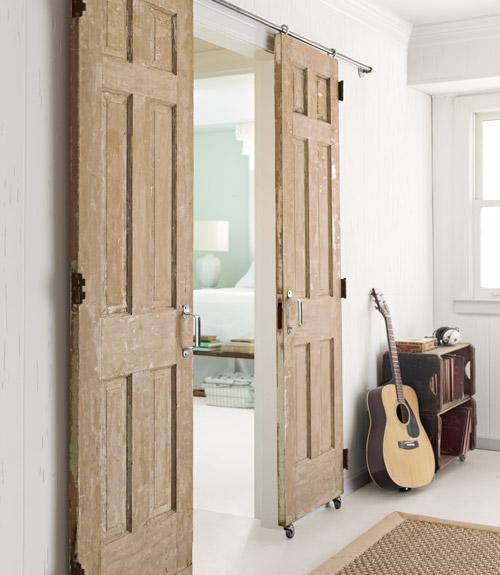 Έξυπνη κρεμαστή πόρτα ΙΙ