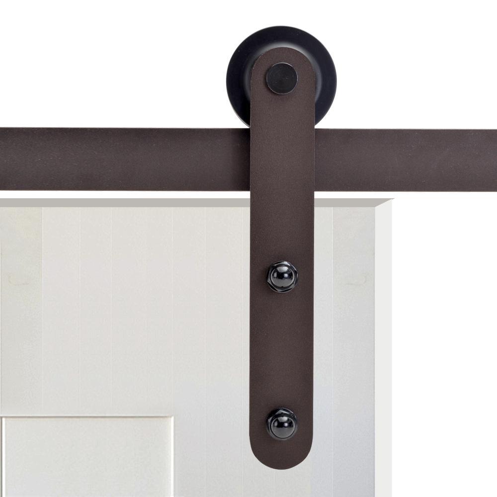 Μηχανισμός συρόμενης πόρτας DIY.