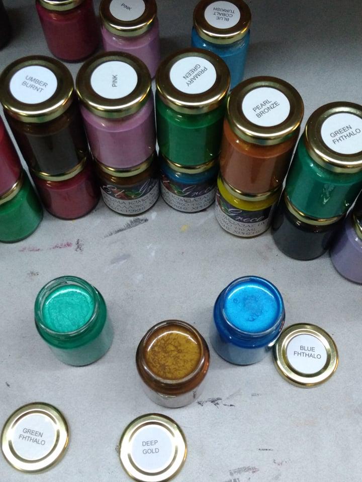 -10% σε όλα τα προϊόντα της El Greco Colors!